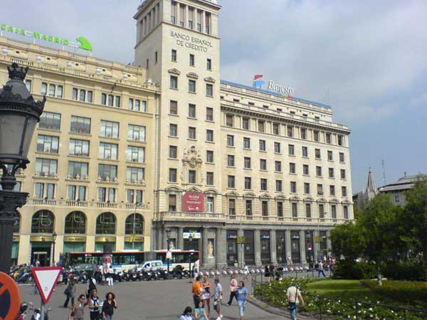 «Ола, сеньера!» - говорят в Барселоне, или Здесь русского узнают по походке.