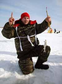 Рыбацкое «сражение» на Усе организовало ООО «ЛУКОЙЛ-Коми»