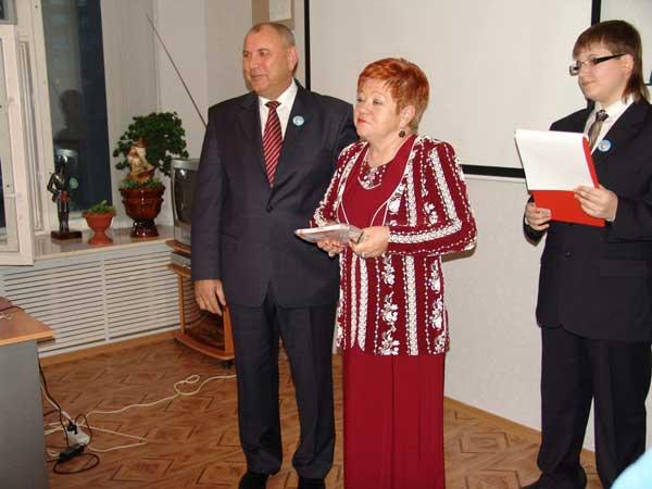 Музею боевой и трудовой славы – 5 лет!