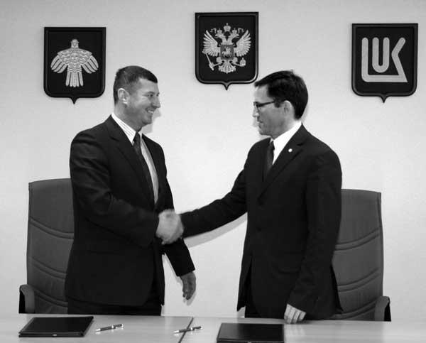 ООО «ЛУКОЙЛ-Коми» – надёжный партнёр
