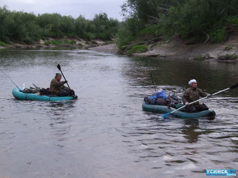 река большая сыня коми рыбалка