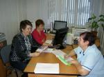 Горячая пора для рабочей группы Территориальной избирательной комиссии города Усинска