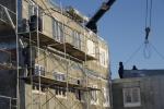 Строительство двух жилых домов в мкр. Пионерный идёт по графику