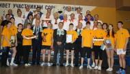 В Усинске состоялись «Большие гонки»