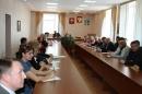 Заседание координационного совета по вопросам малого и среднего предпринимательства