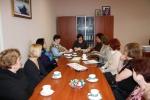 Встреча с вдовами ликвидаторов Чернобыльской аварии