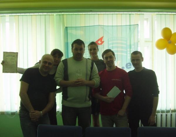 Очередная победа команды усинского форума