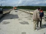 Ремонт моста Колва-3