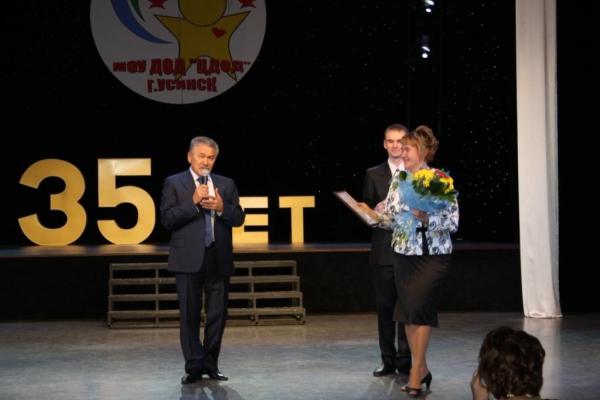Усинский центр дополнительного образования детей отметил своё 35-летие