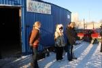 Глава администрации муниципального образования городского округа «Усинск» Александр Тян посетил конный клуб «Кавалькада»