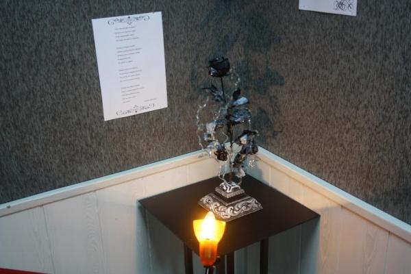 В музейно-выставочном центре «Вортас» открылась выставка усинского художника Евгения Гопко