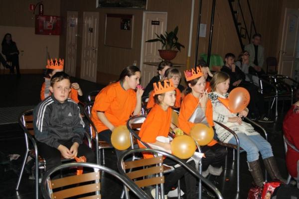 В Усинске прошёл республиканский конкурс молодых семей