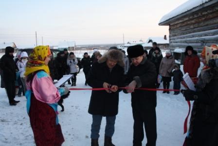 21 января в селе Усть-Лыжа начала работать новая мини-хлебопекарня