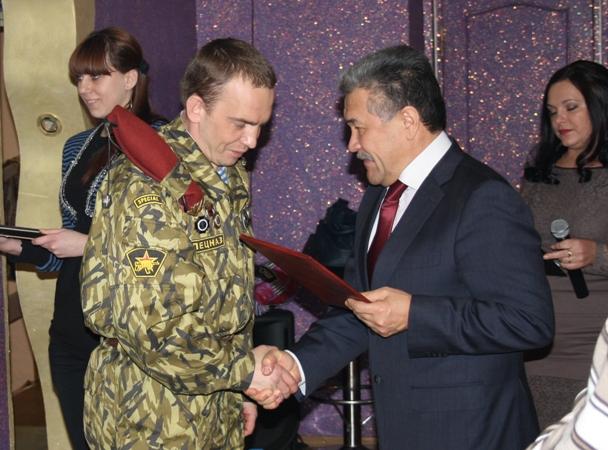 15 февраля в Усинске прошёл ряд мероприятий, приуроченных ко Дню памяти воинов-интернационалистов