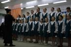 В Усинске прошёл православный фестиваль искусств «Сретенские встречи»