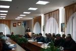 Заседание комиссии по предупреждению и ликвидации чрезвычайных ситуаций и обеспечения пожарной безопасности