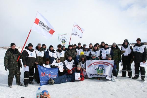 «Усинский Пингвин – 2012»