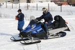 8 апреля для любителей экстремальных видов спорта в Усинске пройдут соревнования на снегоходах