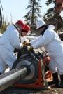 Нефтепроводы на Усинском месторождении станут пластиковыми