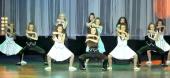 Танец со световым эффектом