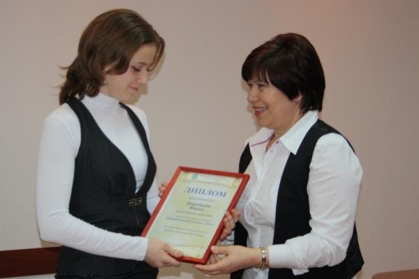 В Усинске наградили победителей муниципального конкурса «Спортивный Усинск – 2011»