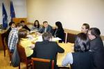В Усинске прошло заседание депутатов Молодёжного парламента МО ГО «Усинск» II созыва