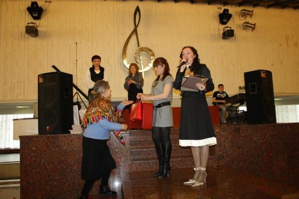 В Усинске прошёл IV муниципальный конкурс православного искусства «Пасха красная»