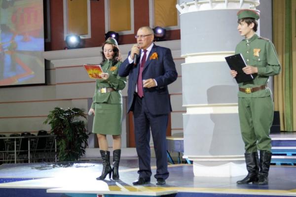 В Усинске отметили 67-летие со Дня великой Победы