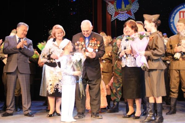 Фестиваль патриотической песни «Праздничная весна»