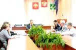 Вопросы благоустройства сёл обсудили в администрации города