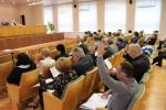 Итоги 22 сессии Совета МО ГО «Усинск» четвертого созыва