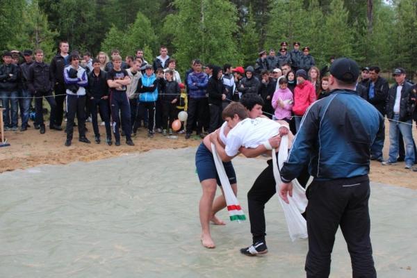 В Усинске отметили традиционный праздник «Сабантуй»