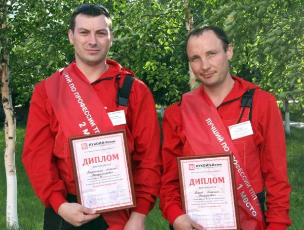 В ТПП «ЛУКОЙЛ-Усинскнефтегаз» прошел первый этап конкурса «Лучший по профессии»