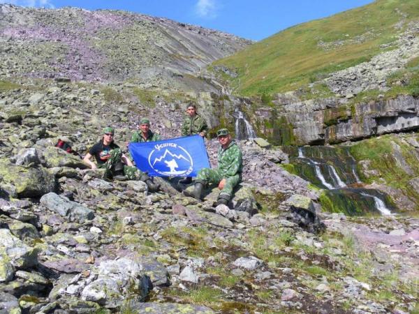 Усинские туристы совершили пеше-водный поход на Приполярный Урал
