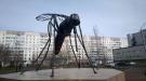 Увековечили комара