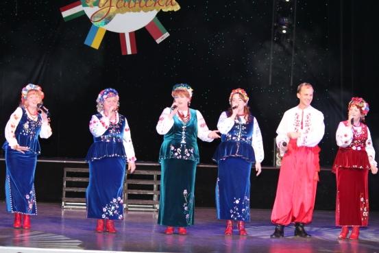 В Усинске отметили День народного единства