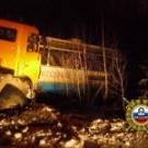 Семь человек пострадало от столкновения Икаруса и КАМАЗа в Усинском районе
