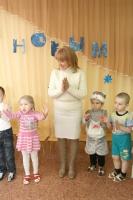 Детям в селах Усинского района вручили новогодние подарки от ООО «ЛУКОЙЛ-Коми».