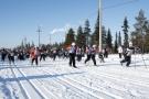 Чемпионат и Первенство города по лыжным гонкам «Рождественская гонка»