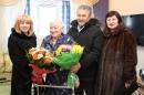 Поздравительное письмо от Президента РФ с 90-летием получила жительница Усинска