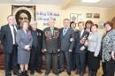 В Совете ветеранов г. Усинска поздравили ветерана Сталинградской битвы
