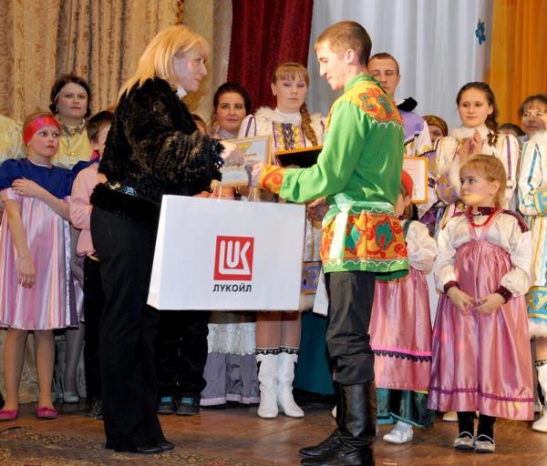 3 февраля в Усинском районе состоялся 13 фестиваль народного творчества «Йолога» (в переводе с коми языка - «Эхо»)