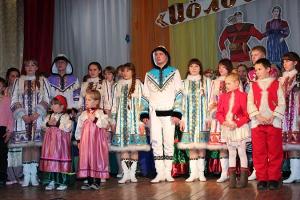 Гран-при коми национального фестиваля «Йолога» получили артисты Дома культуры деревни Новикбож