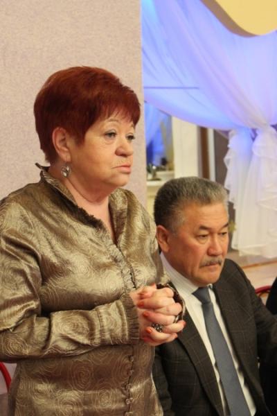 В Усинске прошла традиционная встреча ветеранов Усинской Всесоюзной ударной комсомольской стройки