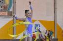 «Весенняя элегия» усинских гимнасток