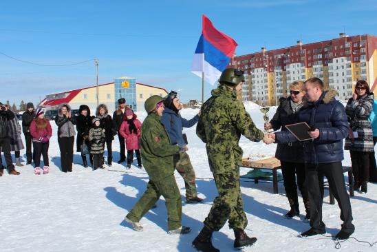 31 марта в Усинске впервые прошёл конкурс «Snow box» – гонки на тарантасах