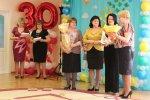 Детский сад № 8 отметил 30-летний юбилей