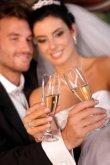Развод… с бокалами шампанского