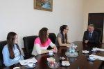 Встреча главы с представителями клуба «Поиск»