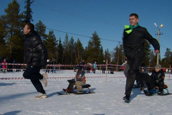 «Бурлун» – лыжные гонки на призы газеты «Усинская новь»